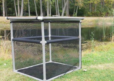 Custom Fish Cage